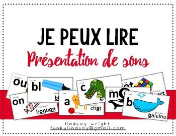 French Phonics Sound Presentation - Sons