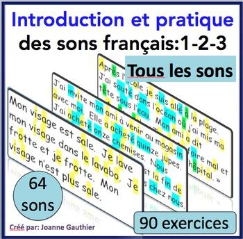 French Phonics: Une introduction et pratique des sons français en contexte