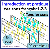 French Phonics: Une introduction et pratique des sons français en contexte