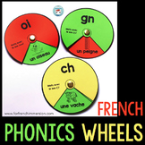 French Phonics Wheels | La conscience phonologique | Les s