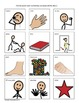 French Phonological Awareness Task or Game Cards & Worksheets