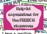 French Phrases - 18 Signs