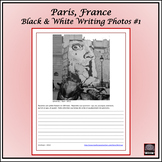 French - Picture Writings – package #1 of Paris, France