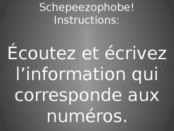 French Places and Prepositions Memory-like Game with a Twist!