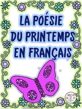 French: Poésie du Printemps