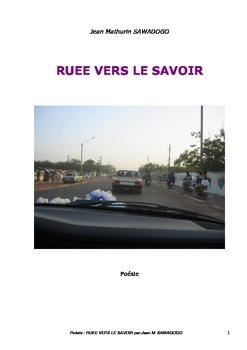 French Poetry: RUEE VERS LE SAVOIR