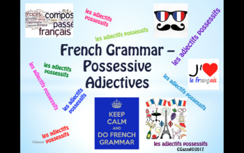French Possessive Adjectives - A Complete Guide