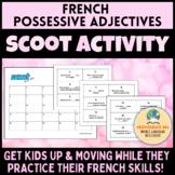 French Possessive Adjectives Scoot [Les adjectifs possessifs]