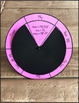 French Possessive Adjectives Spinner: Interactive Student Notebook