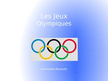 French Possessive Pronouns : Olympics Game