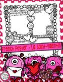 French Poster ♥ La Saint-Valentin