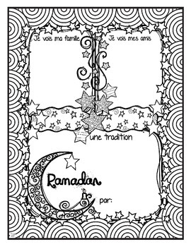 French Posters ~ Ramadan, Eid