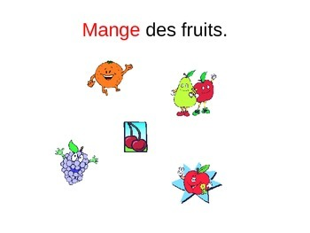French Teaching Resources. PowerPoint La santé! Healthy Living: The Imperative