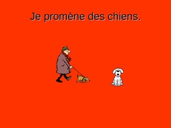 French Teaching Resources. PowerPoint: Mon Petit Boulot: Part-time jobs.