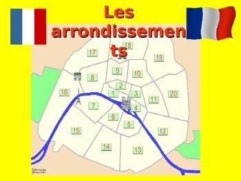 French Teaching Resources. PowerPoint: Paris