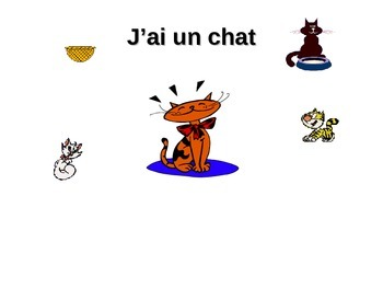 French Teaching Resources. PowerPoint Presentation: Animals/ Pets