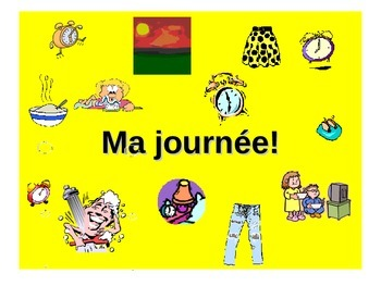 French Teaching Resources. PowerPoint Presentation: Daily