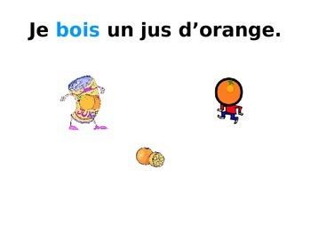French Teaching Resources. PowerPoint Presentation: Drinks. Les boissons!