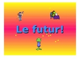French Teaching Resources. PowerPoint Presentation: Near Future Tense