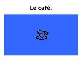 French Teaching Resources. PowerPoint Presentation: places in town.