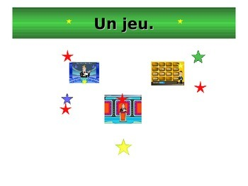 French Teaching Resources. PowerPoint: TV Programmes.