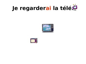 French Teaching Resources. PowerPoint: The Future Tense.