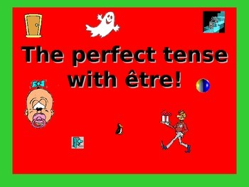 French Teaching Resources. PowerPoint: The Perfect Tense with être