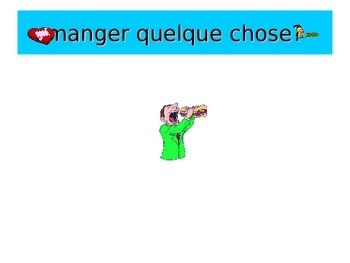 French Teaching Resources. PowerPoint: Tu veux + activity? On exchange.