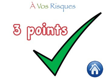 French Review Game for Any Topic, Powerpoint