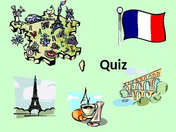 French Powerpoints Francais Teaching Resources France