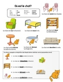 French Preposition practice
