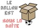 French Prepositons PowePoint: Ou est le Balon?