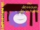 French Prepositons PowerPoint: Ou est l'hippopotame?