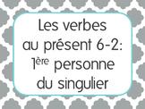 French Present Tense Lesson 2: 1st person singular verbs -er,-ir,-re+irregular