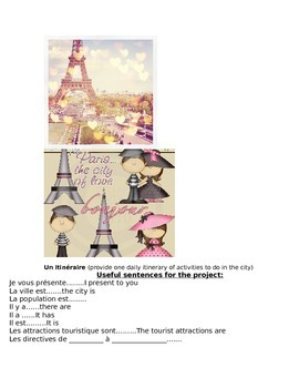 French Project-City