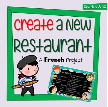 French Project - Create a New Restaurant