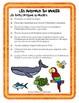 French Project: Endangered Animals (Les Animaux en Voie de Disparition)