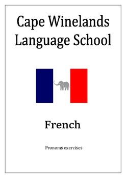 French Pronoms exercises and Homework, intermediate to difficult