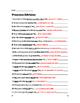 French Pronoun Review