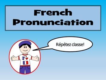 French Pronunciation Practice Presentation