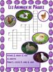 French:  Les Puzzles de Pâques
