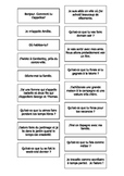 French Question & Answer Matching Cards (General) Teaching Resources.