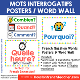 French Question Word - Les mots interrogatifs