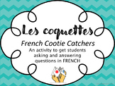 French Questions Cootie Catchers Core French/Immersion