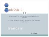 French Quiz-1