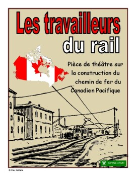 French Railway Worker Play