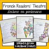 French Reader's Theatre - Lecture en partenaire drama