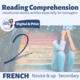 French Reading Comprehension 2