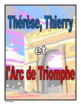 French Reading Comprehension Activity (Arc de Triomphe)
