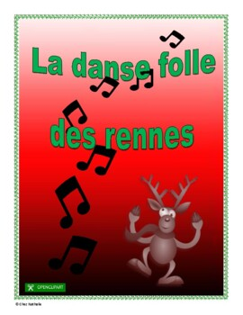 French Reading Comprehension Activity (Christmas)